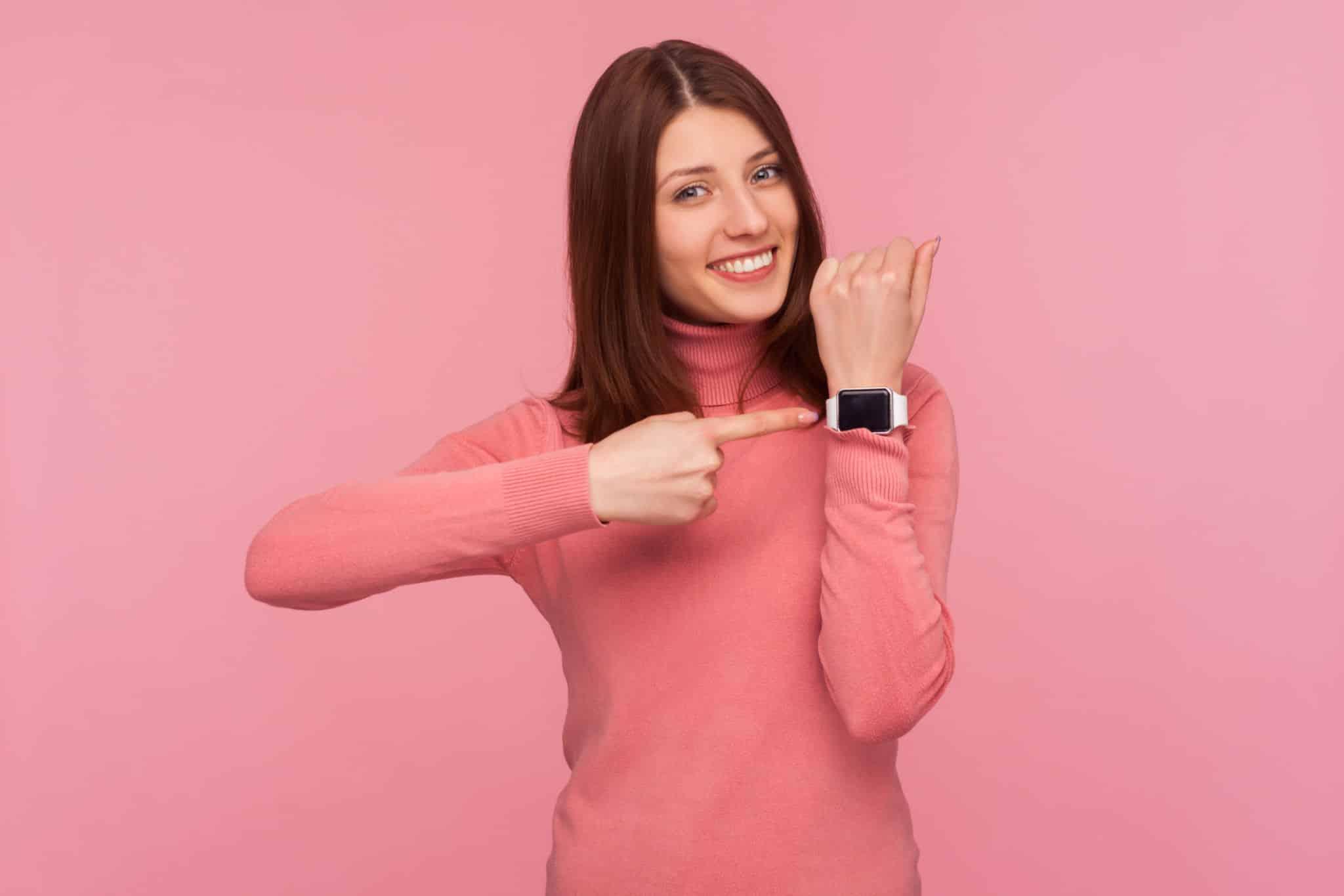 Relojes inteligentes para mujeres